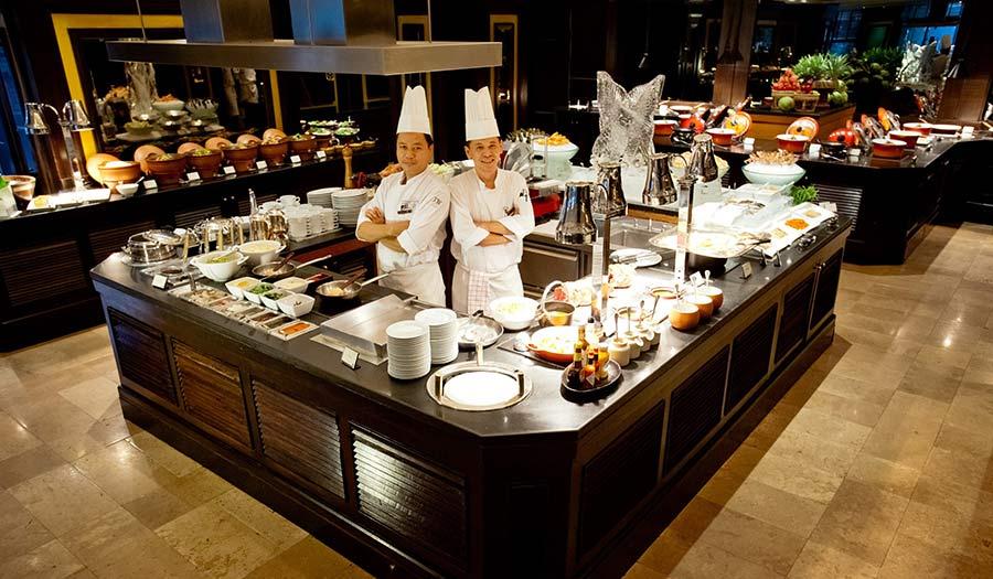 Marriott Cafe at JW Marriott Hotel Bangkok