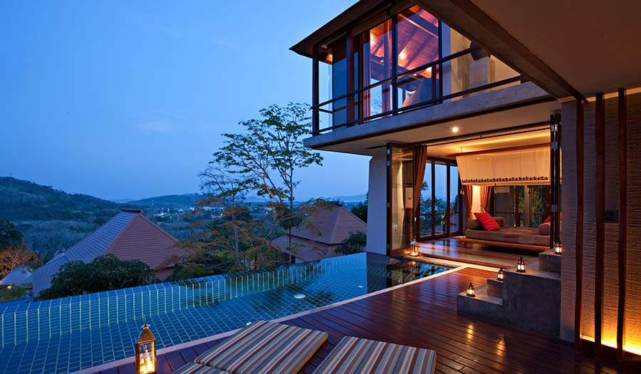 Villa Zolitude Resort and Spa in Phuket