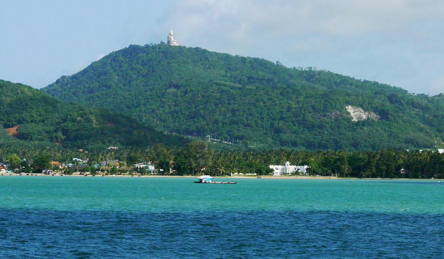 Chalong Bay in Phuket