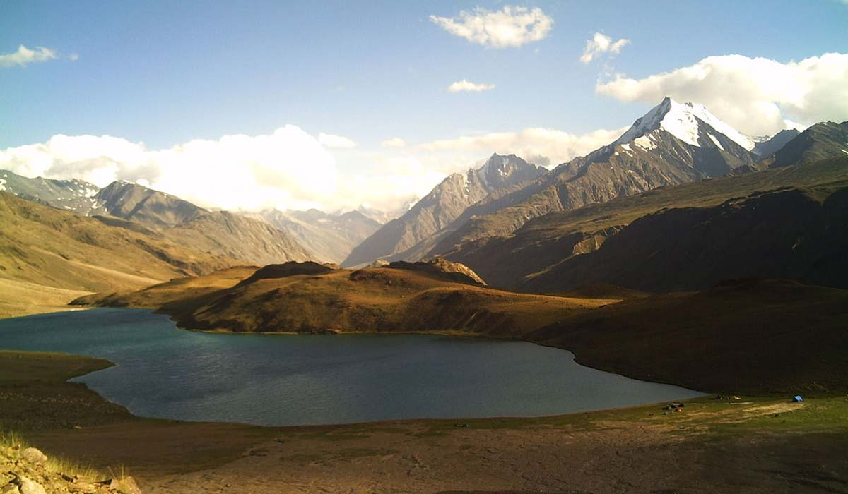 Chandra Tal in Himachal