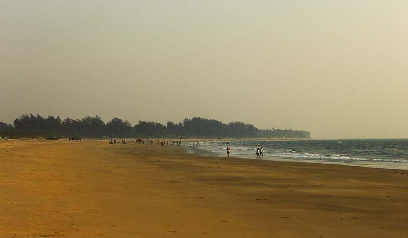 Tarkarli Beach in Maharashtra