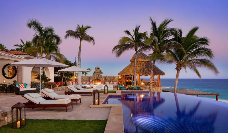 Hotel One&Only Palmilla in Mexico