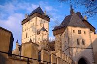 Karlstejn castle Prague