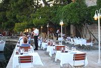 Romantic restaurant Orsan Dubrovnik