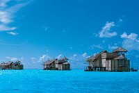 Gili Lankanfushi Maldives - luxury resort
