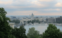 Budapest, one of the most Romantic weekend getaways