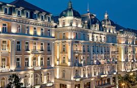 Corinthia Hotel Budapest, Luxury hotels in Budapest city centre