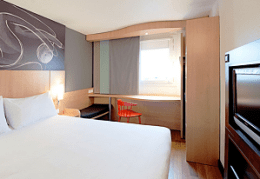 Ibis Al Rigga Dubai, Budget hotels in Dubai city centre
