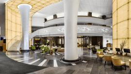 Kempinski Hotel Corvinus Budapest, Hungary, Luxury hotels in Budapest city centre