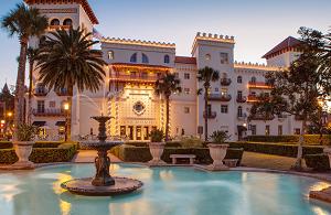 Casa Monica Hotel, St. Augustine