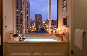 Romantic hotels in chicago with hot tub romantic getaways for Romantic hotels in chicago