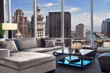 Trump International Hotel & Tower Chicago, one of the best kid friendly hotels in Chicago