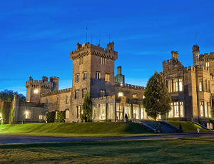 Dromoland Castle Hotel, one of the most romantic Castle Hotels In Ireland