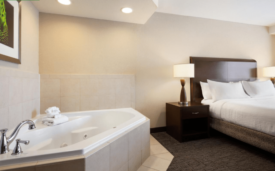 Peachy 10 Hotels With Jacuzzi In Room In Atlanta Ga For Romantic Home Interior And Landscaping Spoatsignezvosmurscom