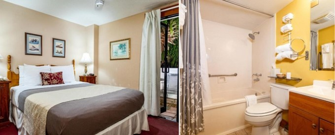 Room with Jacuzzi in Hotel de la Monnaie, New Orleans