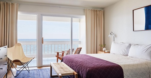A Beachfront suite in Sound View Greenport, the Hamptons, NY