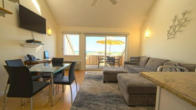 Beach suite in Windward Shores Resort, the Hamptons, NY