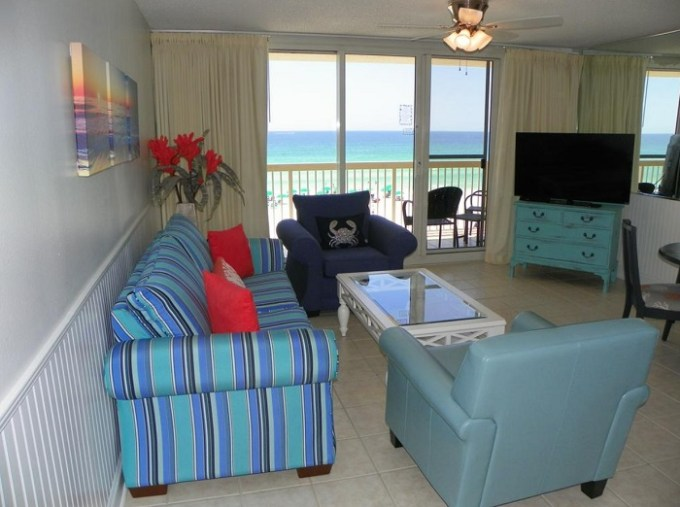 Beachfront suite in Resorts of Pelican Beach, Destin, FL