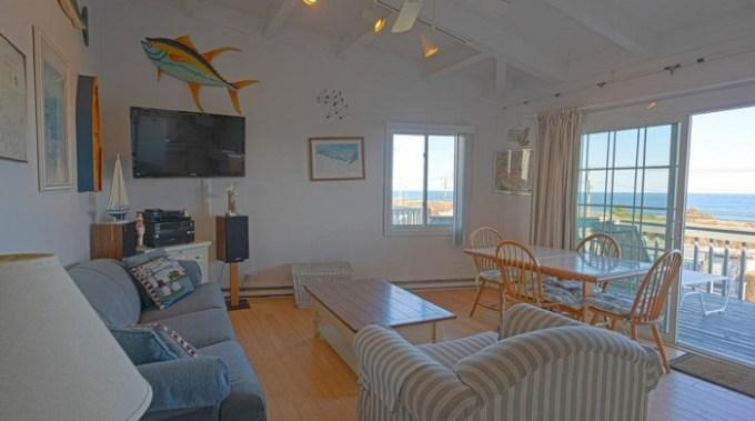 Oceanfront suite in Beach Plum Resort, the Hamptons, NY