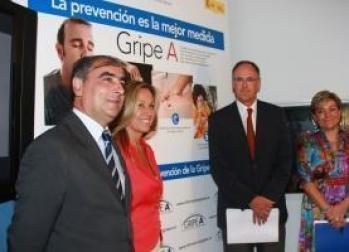 Gripa A: Ministerul Sănătăţii recomandă vaccinarea bolnavilor cronici
