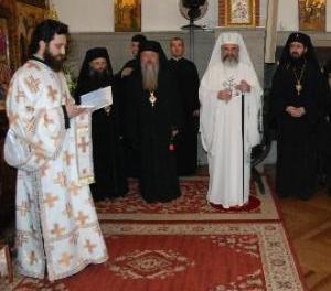 Patriarhul Bisericii Ortodoxe a ajuns la Madrid
