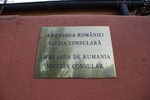 Stagii de practică în cadrul Ambasadei României la Madrid