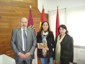 Un nou consul român la ciudad Real