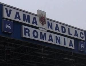 Aglomeraţie la graniţele româneşti