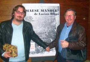 """""""Mesterul Manole"""" – piesa de teatru in limba spaniola"""