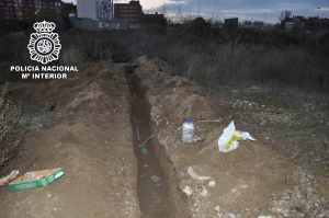 23 de români prinşi în flagrant la furt de cupru la Madrid