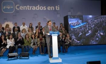 Majoritatea candidatilor straini de pe lista PP Madrid sunt romani
