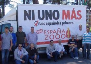 Extrema dreapta spaniola reactivata de criza si absenteismul strainilor la urne