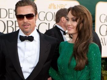 "Brad Pitt si Angelina Jolie se ""ascund"" in Spania"