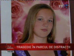 A murit tanara romanca ranita in accidentul din parcul de distractii din Villacanas