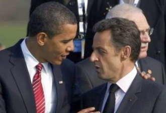 Sarkozy si Obama ii barfesc pe Papandreou si Netanyahu