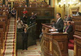 """Mariano Rajoy anunta ca in Spania s-a terminat """"fiesta"""""""