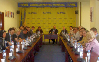 Liberalii au infiintat 20 de filiale PNL in Spania