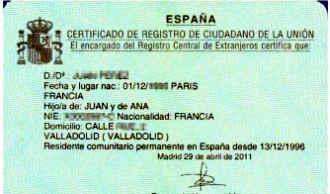 Noile cerinte legale pentru obtinerea rezidentei in Spania