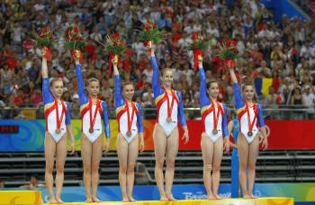 JO 2012: Bronz pentru Romania la gimastica