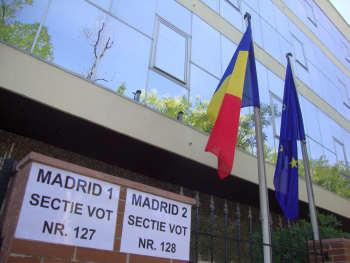Participare redusa pana la ora 17 la referendum in Spania, fata de alegerile din 2009
