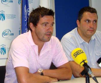 Contra pleaca de la echipa de fotbal din Fuenlabrada