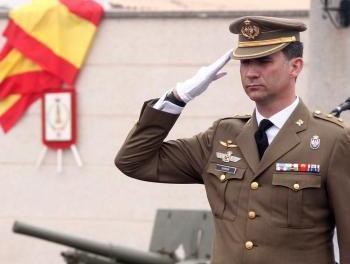 Felipe al 6 – lea – noul rege al Spaniei