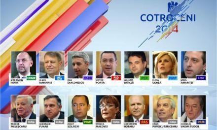 Bătălia pentru Cotroceni se dă pe Facebook