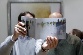 """""""No Lugares"""" en el ICR Madrid – exposición de Anka Moldovan"""