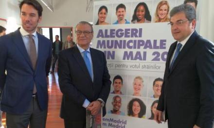 Românii din Spania – chemați să se înscrie la alegerile locale
