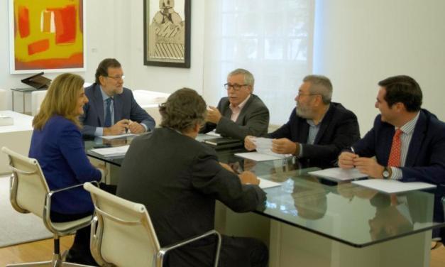 Nueva ayuda de 426 euros, oxígeno para los parados de larga duración