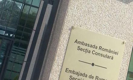 Dacă suni la Consulatul din Madrid, răspunde Bucureștiul!