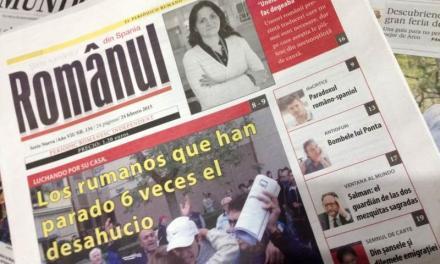 O nouă ediție a ziarului Românul la chioșcuri și în magazine
