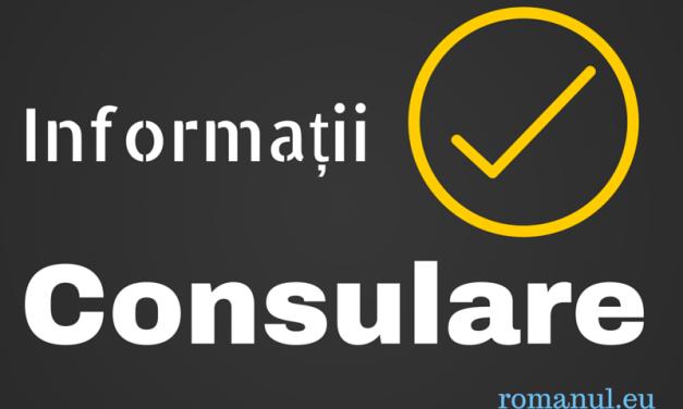 Servicii consulare pentru românii din León și Burgos