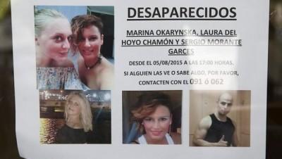 Crima dublă de la Cuenca – Suspectul spaniol și doi români au fost arestați la Lugoj
